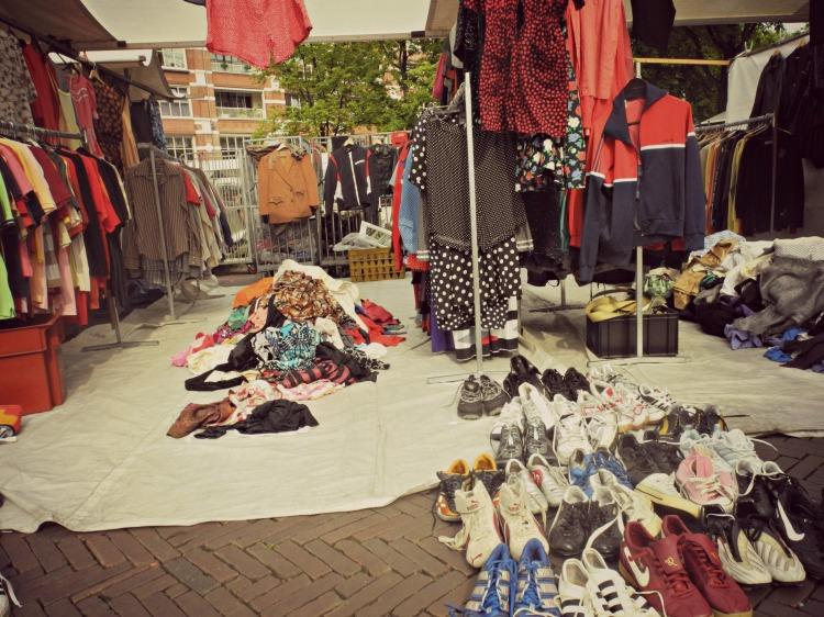 Waterlooplein market