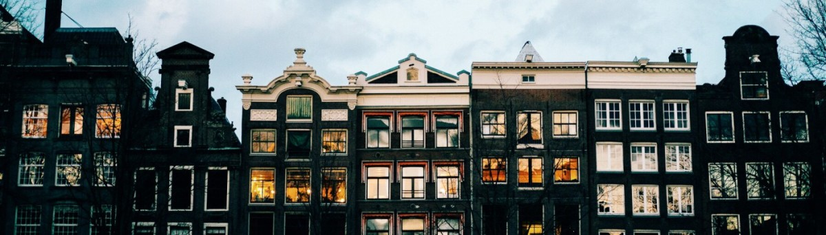 Amsterdam! by Ed van der Elsken