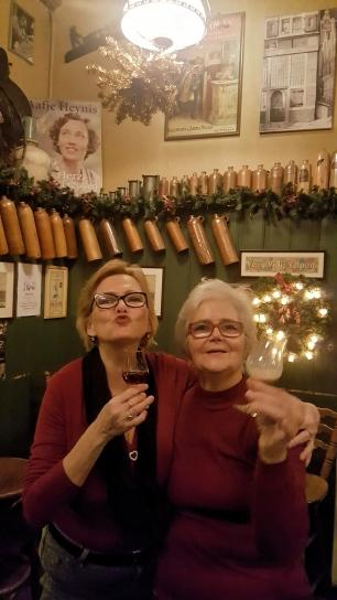 Mum with Riny Reiken