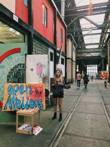 Open Ateliers Art City