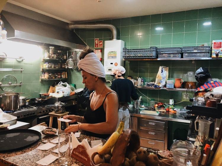 Princesa do Castelo restaurant.JPG