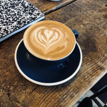 Coffee perfection at Lot Sixty One