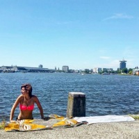 Here's your Amsterdam urban swimming guide